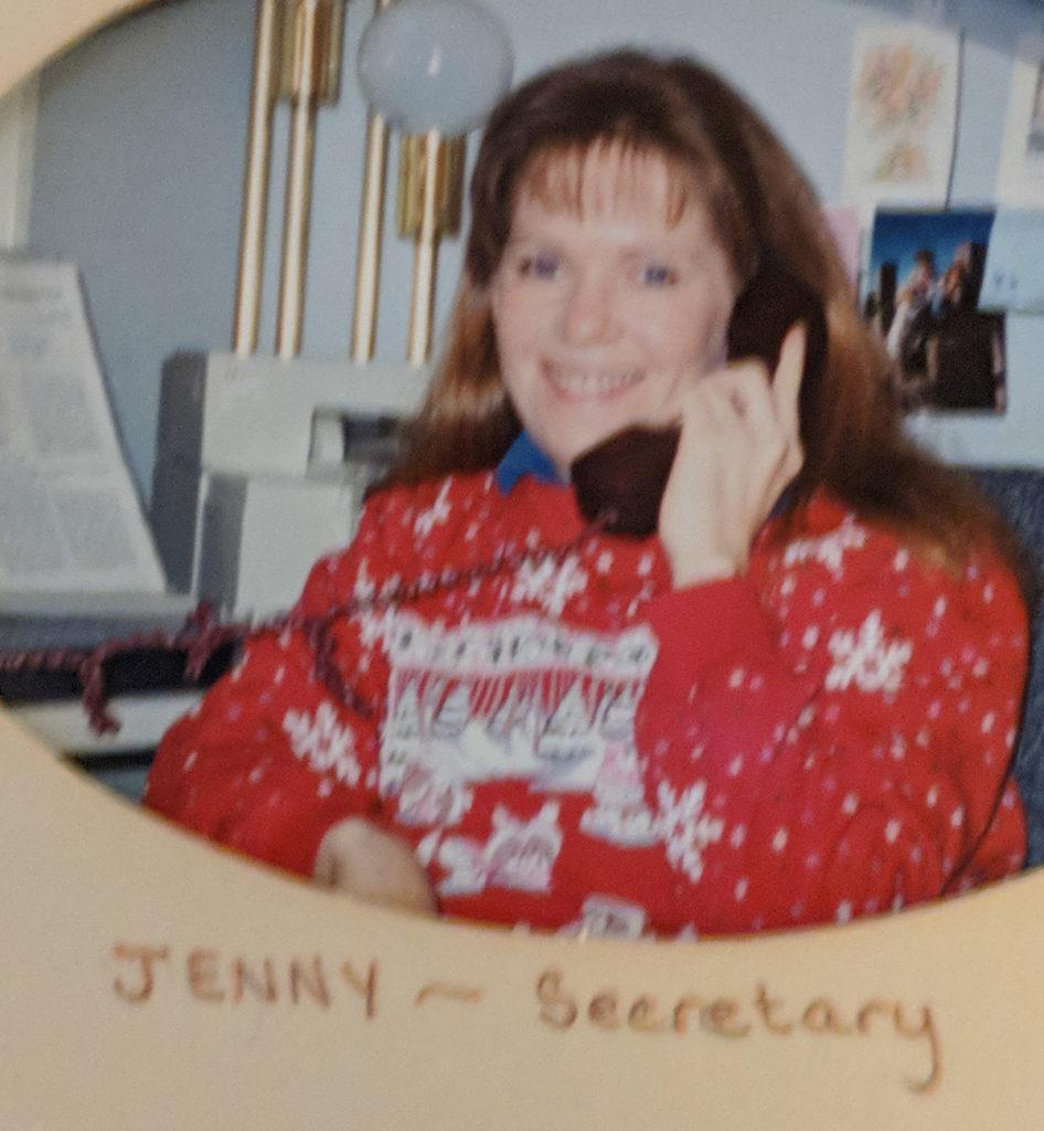 CRRG-Jenny